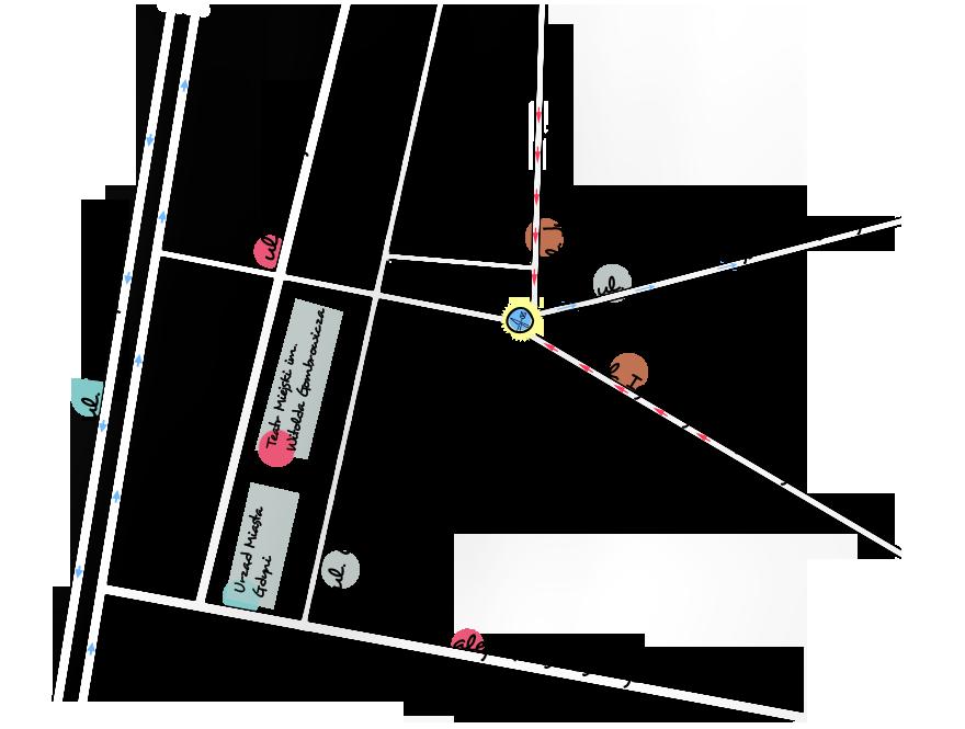 mapka dojazdu marmolada Gdynia